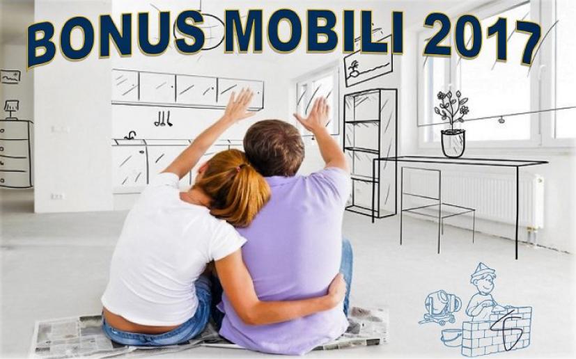 Bonus mobili, i pagamenti vanno eseguiti mediante bonifico