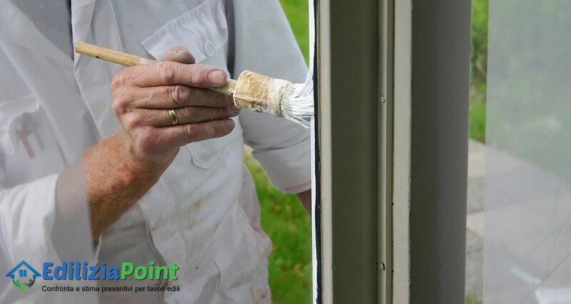 preventivi imbiancatura e verniciatura appartamento a Pianezza